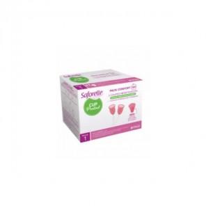 Saforelle cup protect menstruelle t2