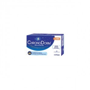 Iprad Chronodorm® metalonine 1,9mg boite 30 comprimés