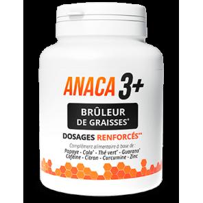ANACA3 BRULEUR DE GRAISSES 120 GELULES