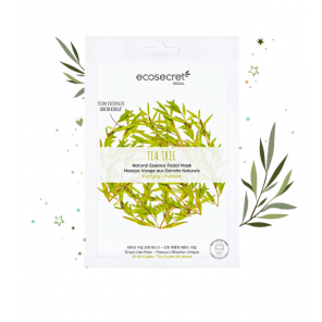 Eco Secret Séoul Masque Tissu Visage Tea Tree 20ml