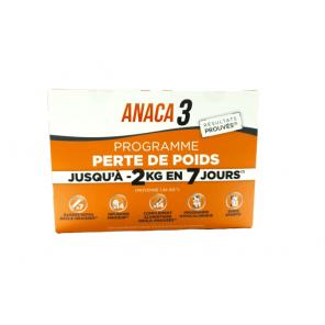 Anaca 3 Programme Perte De Poids 7 Jours