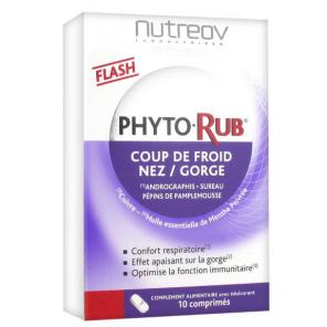 NUTREOV - PHYTORUB boite de 10 comprimés