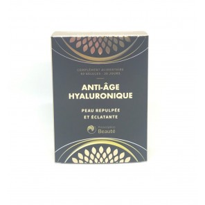 Prescription Beauté Anti-Age Hyaluronique - 60 gélules