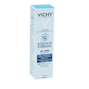 Vichy Aqualia Thermal gel-crème réhydratant tube 30ml