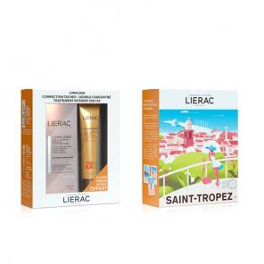LIERAC LUMILOGIE COFFRET FLUIDE SPF50 OFF