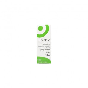 Théa Pharama thealose lubrifiant oculaire 10ml