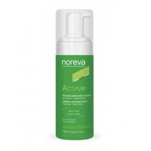 Noreva Actipur Mousse Dermo-Nettoyante 150 ml