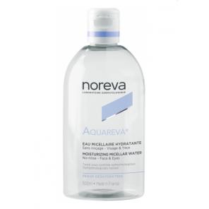 Noreva Aquareva Eau Micellaire Peaux Déshydratées 500 ml