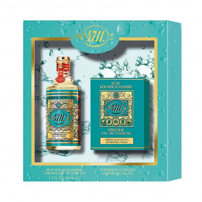 Coffret 4711 Original eau de Cologne + lingette rafraîchissantes