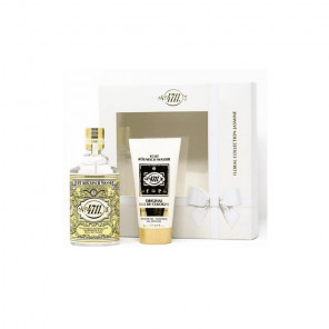 COFFRET FLORAL COLLECTION JASMIN - EAU DE COLOGNE + GEL DOUCHE