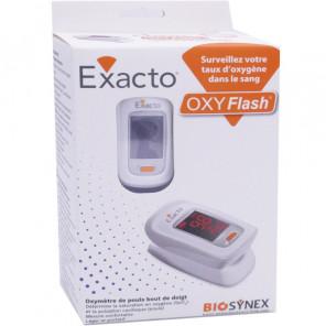 Exacto Oxymètre de pouls OXY Flash