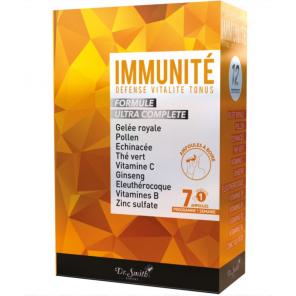Dr Smith Expert Immunité 7 ampoules