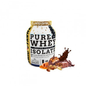Pure Whey Proteine Native 100% Isolate