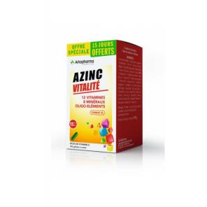Azinc Vitalite XL 150 Gélules