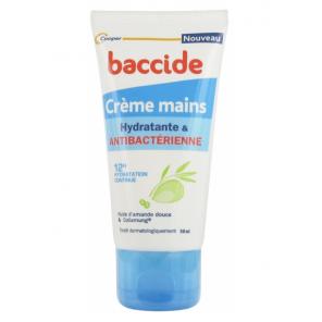 Baccide Crème Mains Hydratante et Antibacterienne 50 ml