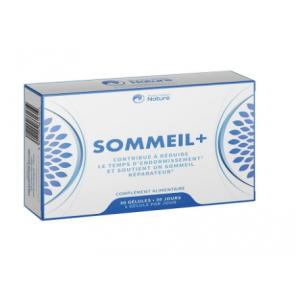 Prescription Nature Sommeil+ 30 gelules
