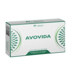 Prescription Nature Avovida 30 gélules
