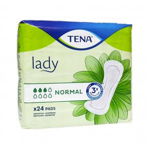 Tena Lady normal 24 serviettes