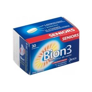 Bion 3 senior 30 comprimés