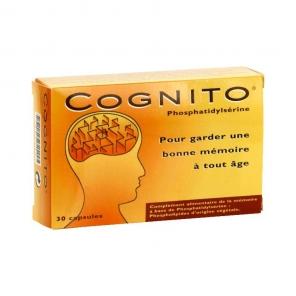 Effiscience cognito mémoire 30 capsules
