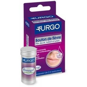 Urgo bouton de fièvre pansement gel 24 applicateurs