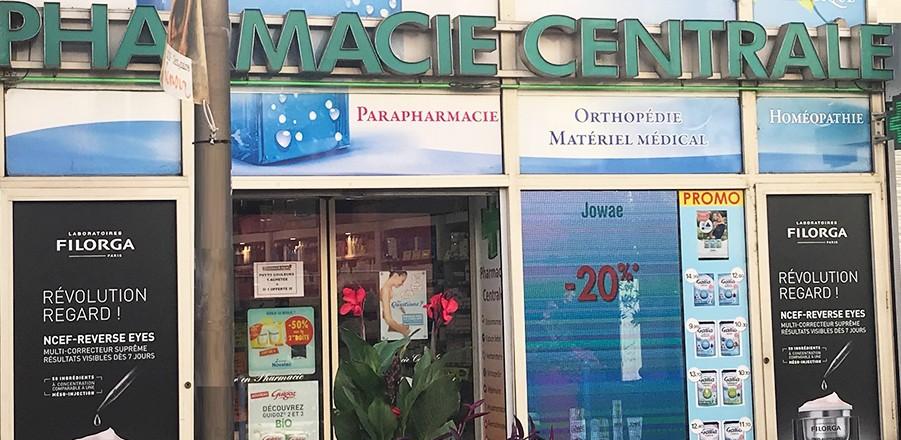 La Pharmacie Centrale